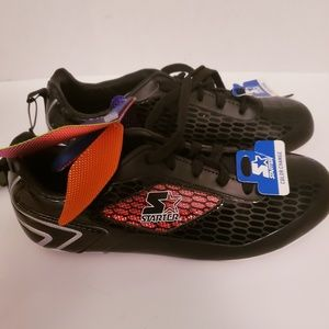 "NWT, Kids cleats size 4 ""Starter"" brand"